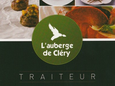 AUBERGE DE CLERYRestaurant - Traiteur